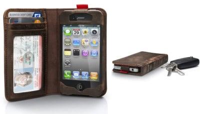 iPhone Notebook Case