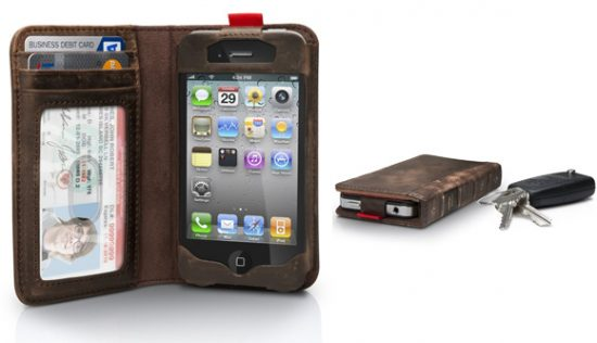 iPhone Notebook Case