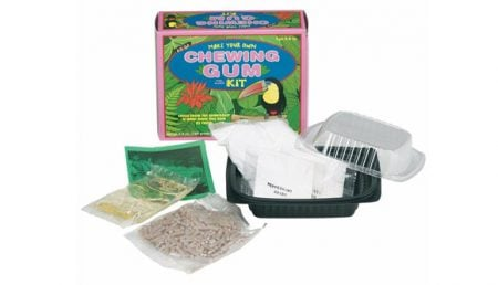 Make Your Own Chewing Gum Kit
