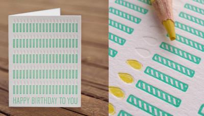 This Many Birthday Card