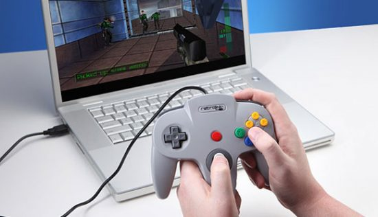 USB N64 Controller