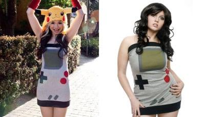 Nintendo Gameboy Dress