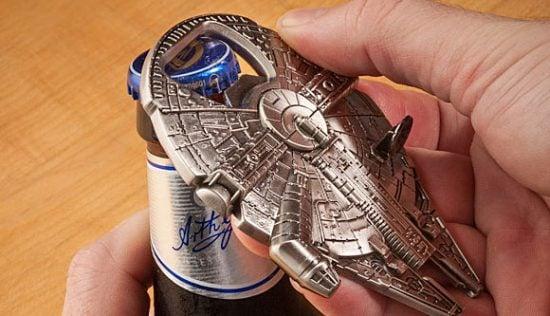 Marvelous Star Wars Millennium Falcon Bottle Opener Uwap Interior Chair Design Uwaporg