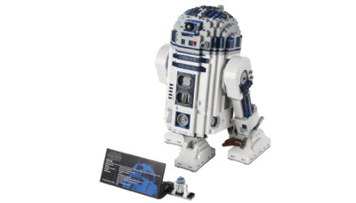 Lego R2D2 from Star Wars