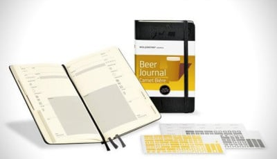 Moleskin Beer Journal