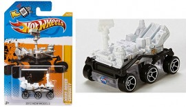 NASA Mars Rover Curiosity Hot Wheels
