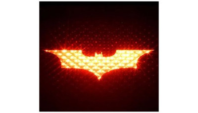 Batman Brake Light Cover