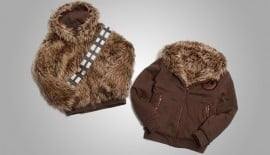 Reversible Chewbacca jacket