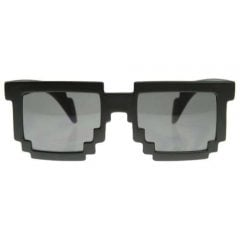 Pixelated 8-Bit Sunglasses