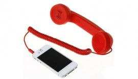 Retro Corded iPhone