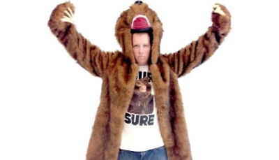Workaholics Bear Pelt Coat