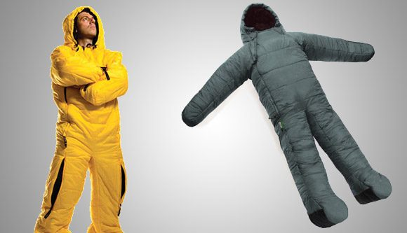 Full Body Sleeping Bag