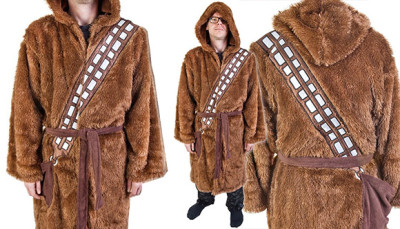 Chewbacca Wookie Robe