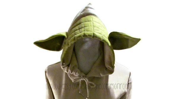 Yoda Hooded Sweatshirt