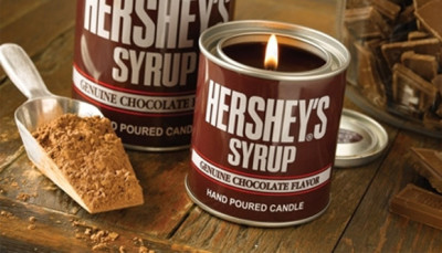 Hershey Chocolate Scented Candle