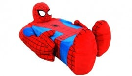 Spiderman Kids Bed