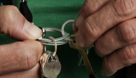 easy-open-key-ring