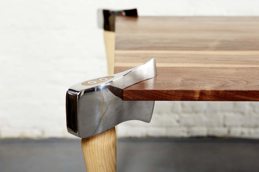 Manly Axe Coffee Table - Manly coffee table
