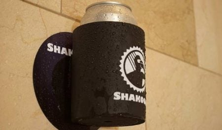 Shower Beer Koozie