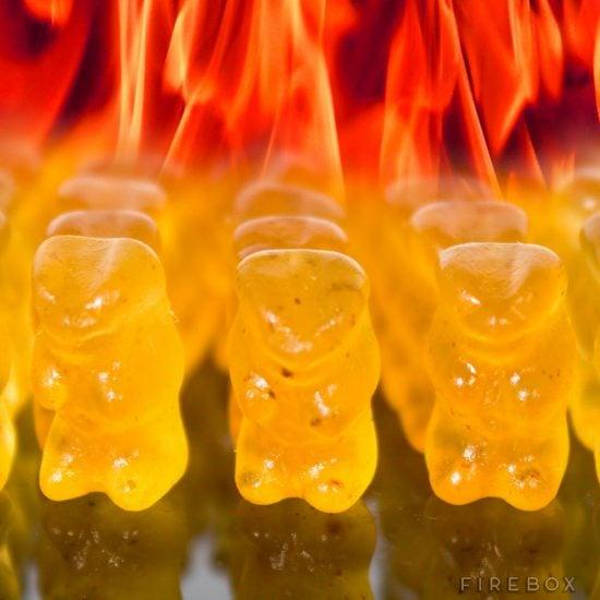 Evil Hot Gummy Bears