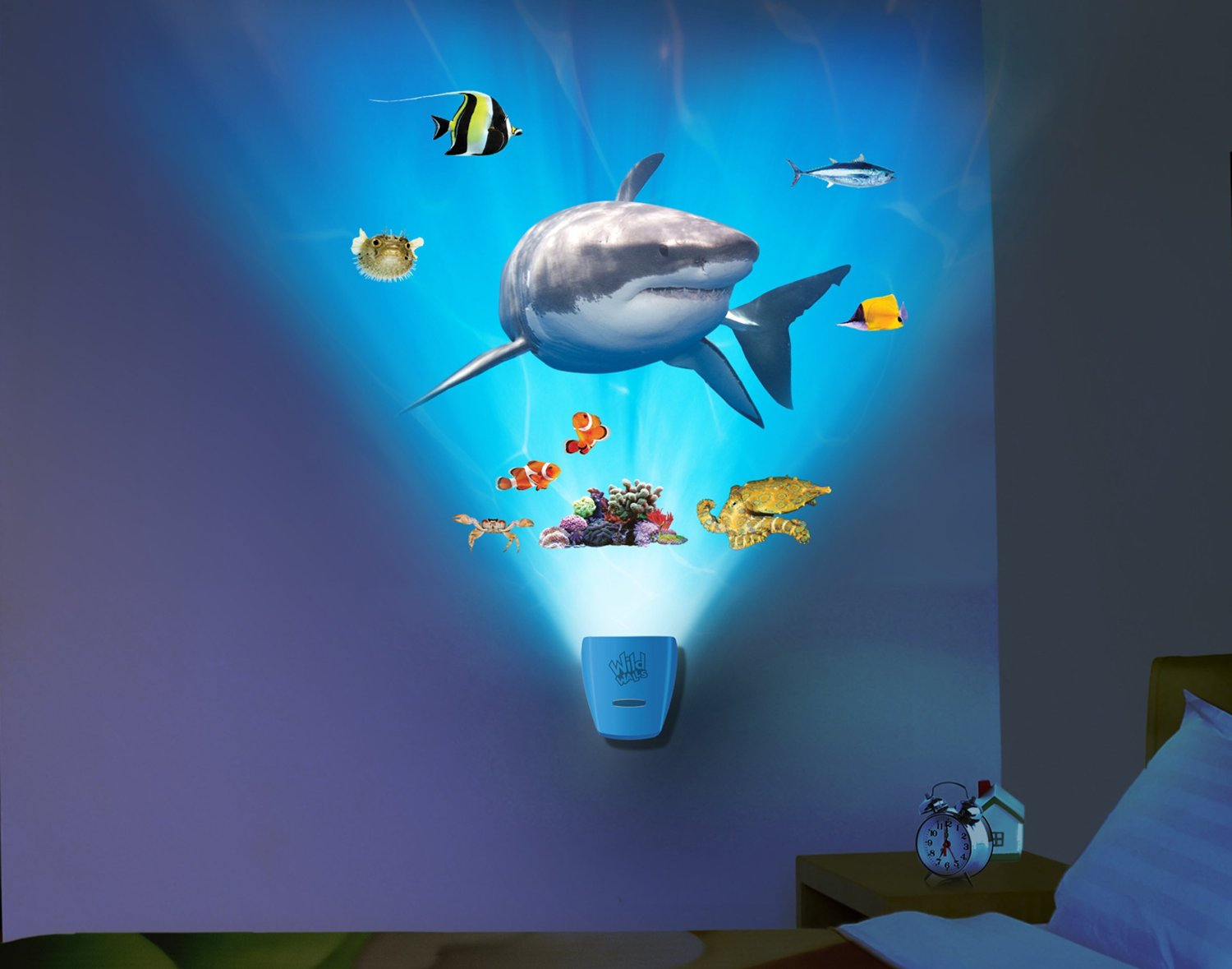 Shark Encounter Wall Projector Awesome Stuff To Buy