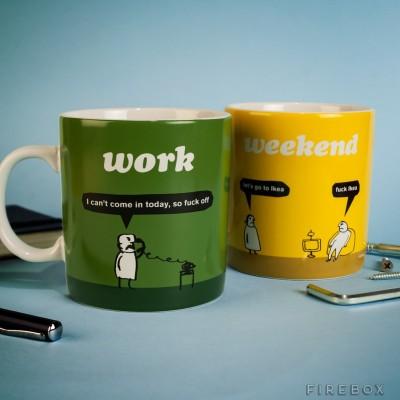 workandweekendmugs