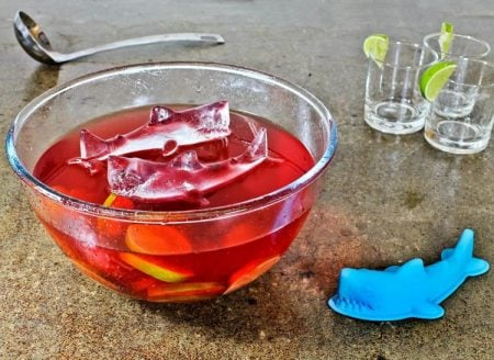 Shark Ice Mold