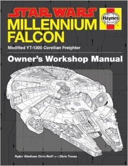 star wars millenium falcon user manual