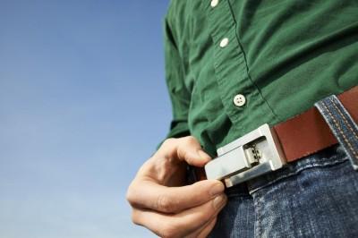 Buckle-Puffer-Belt