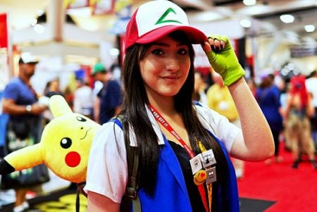 Ash Ketchum Hat from Pokemon
