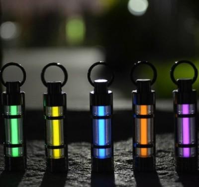 Chemically Illuminated Keychain
