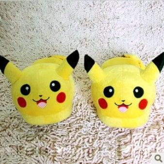 Pikachu Slippers