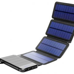 Solar Panel USB Charger