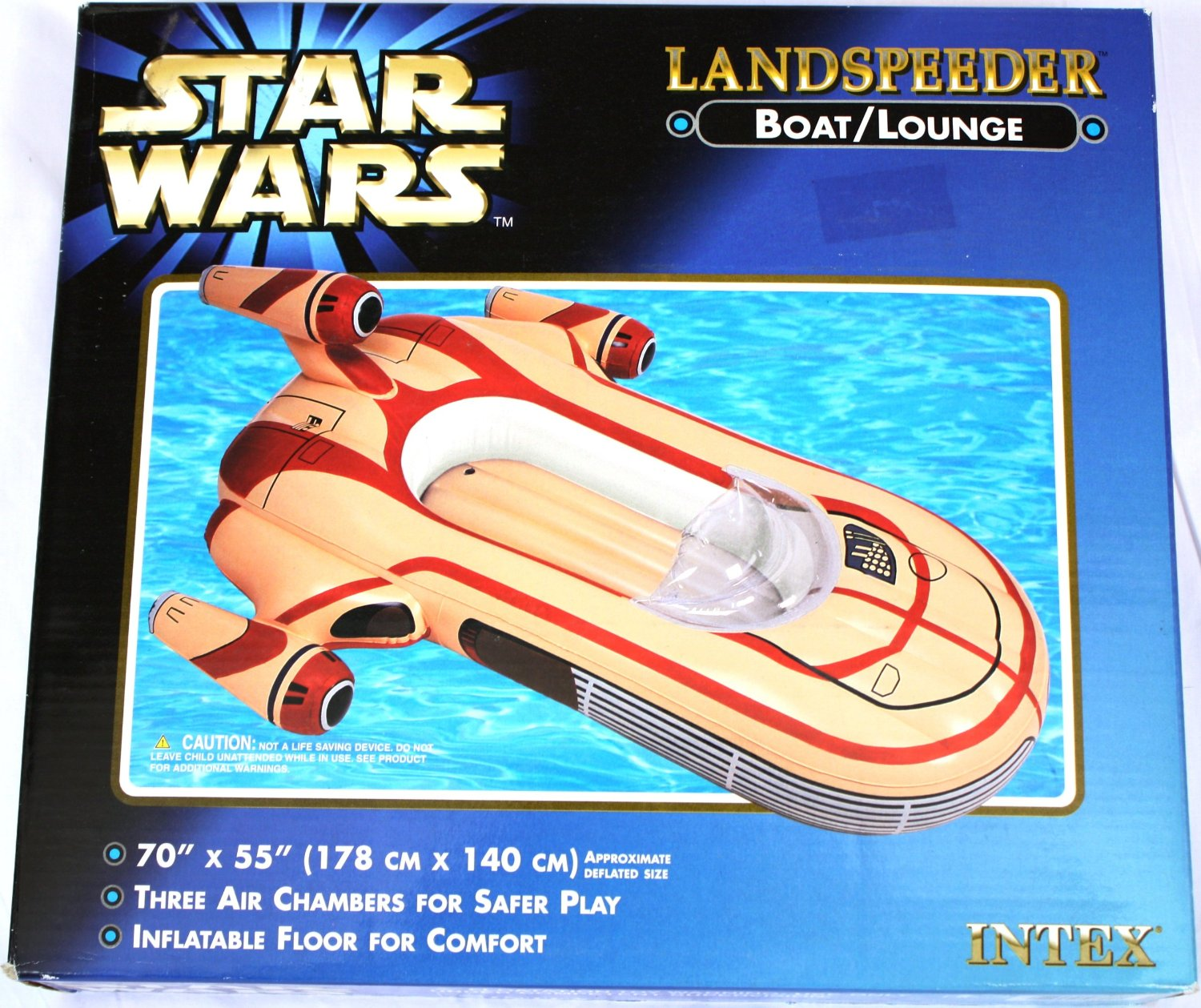 Star wars inflatable landspeeder awesome stuff to buy - Amazon inflatable swimming pool toys ...