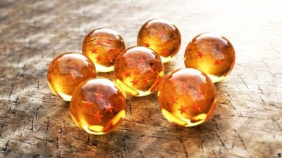 dragon ball Z balls