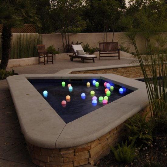 Mood Light Garden Orbs