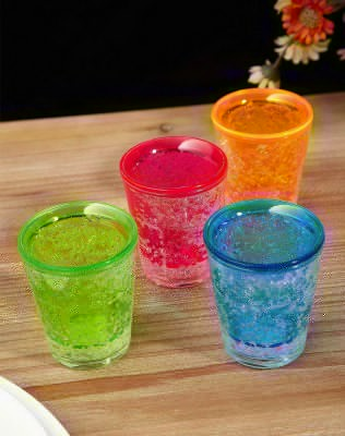 Freeze Gel Shot Glasses