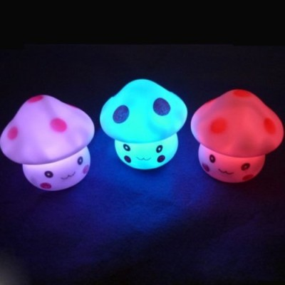 Mushroom LED Lights