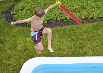 Pool Noodle Sword
