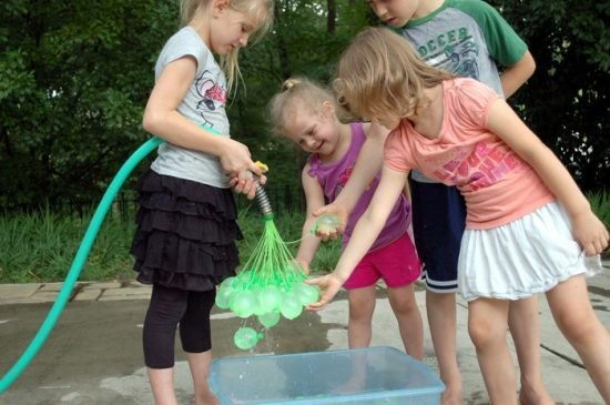 Mass Water Balloon Filler