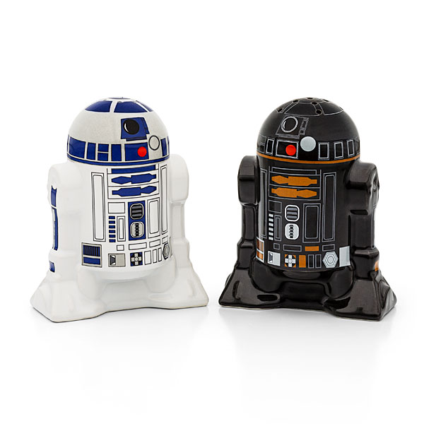 Star Wars Droid Salt & Pepper Shakers