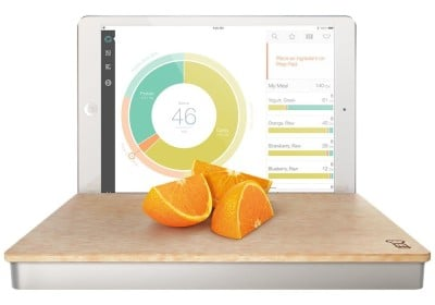 Smart Food Scale Prep Pad