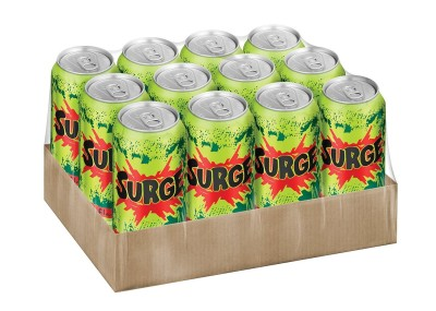 surge soda case 16oz