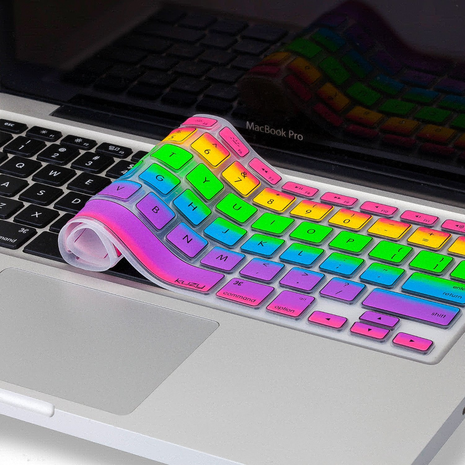 Macbook Keyboard Cover Rainbow Awesome Stuff To Buy