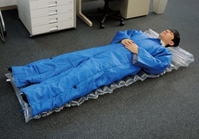 Wearable Air Futon