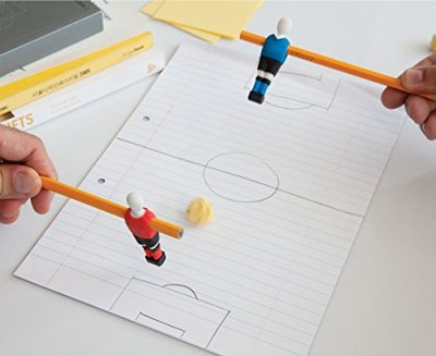 Pencil Foosball