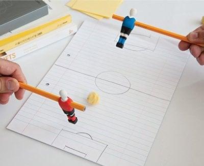 Pencil Foosball