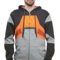 Half-Life 2 Gordon Freeman HEV Suit Hoodie
