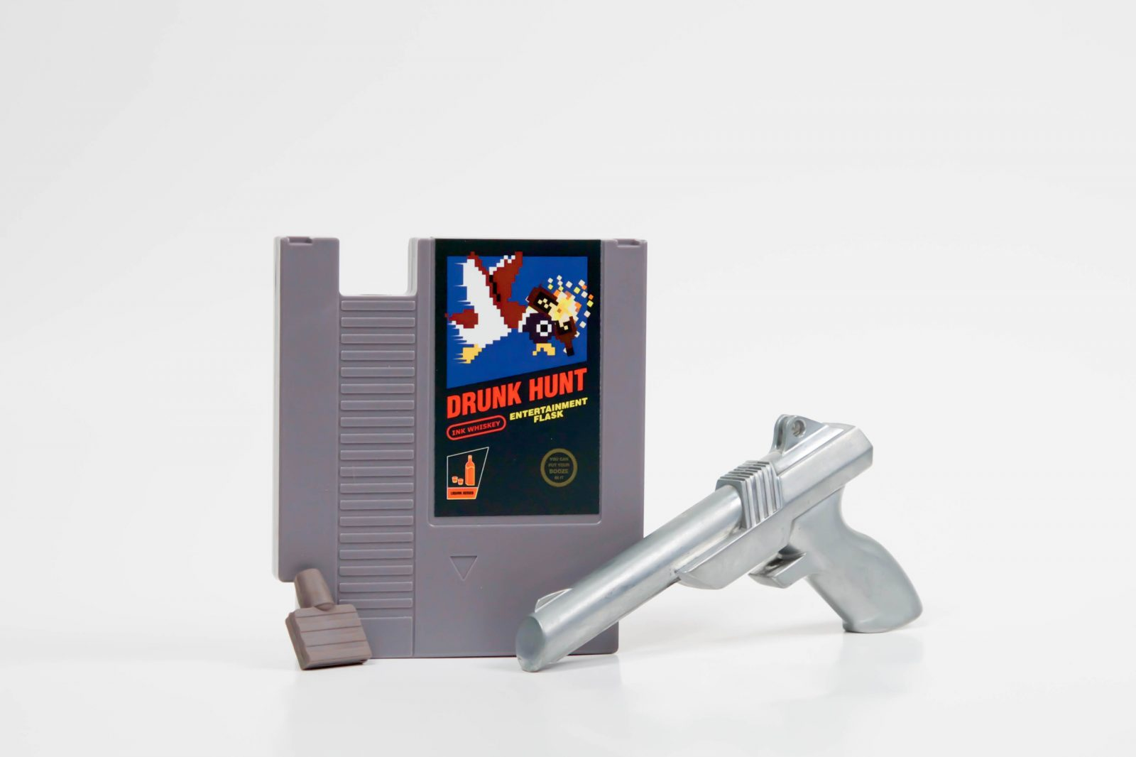 NES Cartridge Flasks