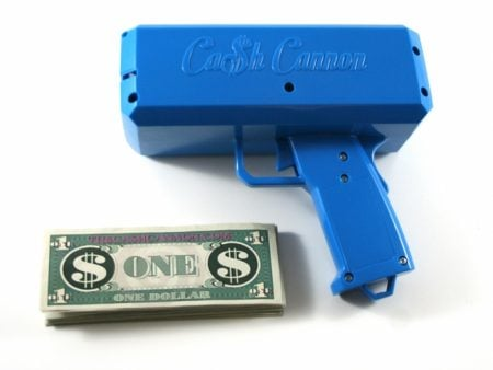 Strip Club Cash Cannon